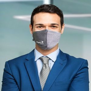 Fashion Business Face Mask